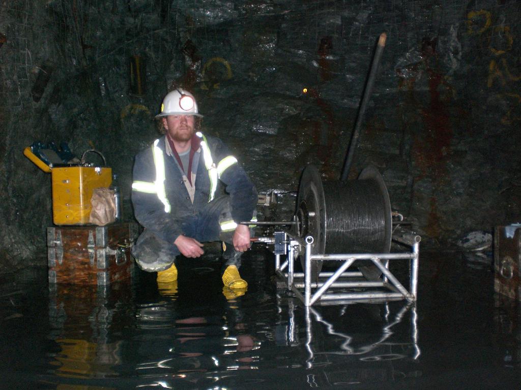 BC Underground BHEM